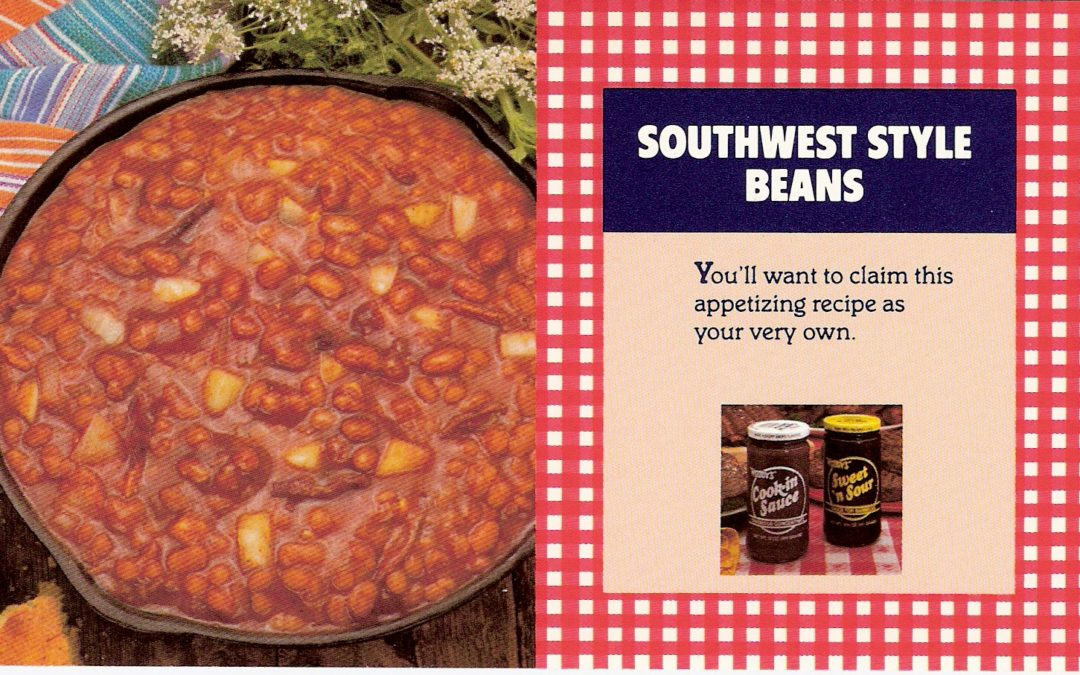 Southwest Style Beans