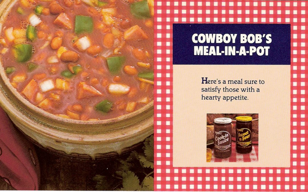 Cowboy Bob's Meal-in-a-Pot
